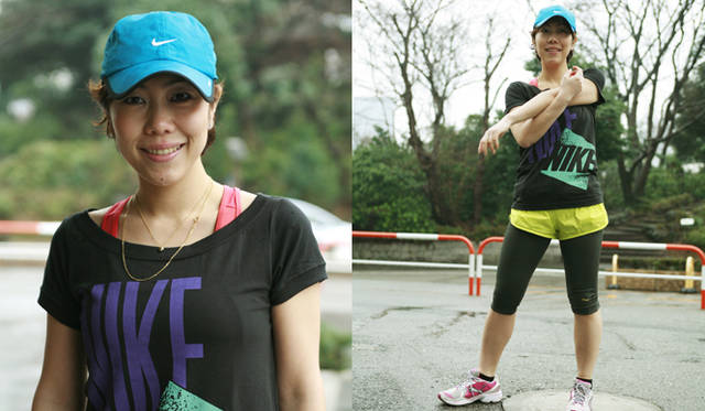 ランニング特集|美ジョガースナップ|宇田川佳子さん(PR)