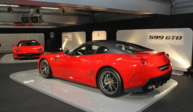 599GTO & 458イタリア