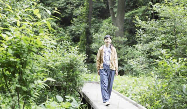 トレッキング特集|KIKIインタビュー 「頂上を踏んで満足するタイプではなくて、ずっとずっと歩いていたいと思います」