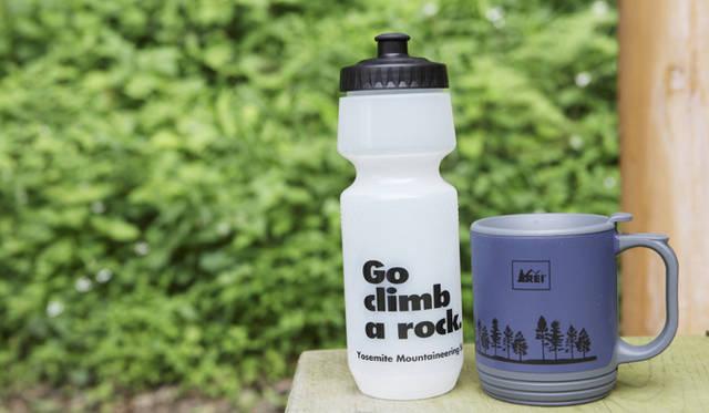 トレッキング特集|KIKIインタビュー 水筒とカップは必需品。