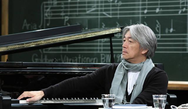 <b>schola (スコラ) 坂本龍一 音楽の学校</b> 2010年4月オンエア 「J.S.バッハ」 &#169; NHK