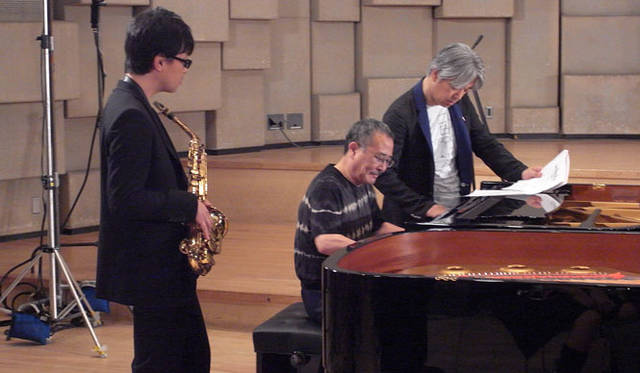 <b>schola (スコラ) 坂本龍一 音楽の学校</b> 2010年5月オンエア 「ジャズ」 &#169; NHK