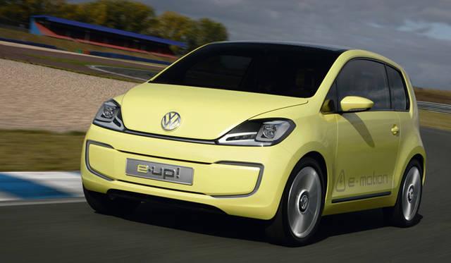 <b>Volkswagen E-Up!|フォルクスワーゲン E-Up!</b>