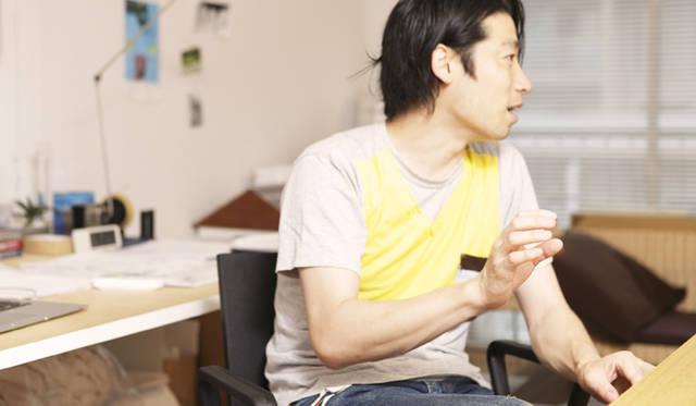 連載・伊藤嶺花|ゲスト 谷尻 誠さん(建築家)