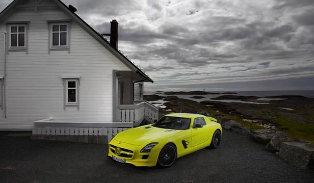 <b>Mercedes Benz|メルセデス SLS AMG</b>