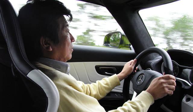 <b>Mercedes Benz|メルセデス SLS AMG</b><br>河村康彦氏