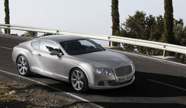 <b>BENTLEY|ベントレー CONTINENTAL GT COUPE</b>