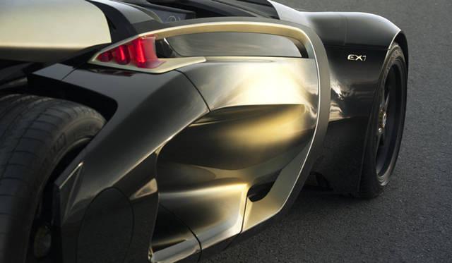 <b>Peugeot|プジョー EX1</b>
