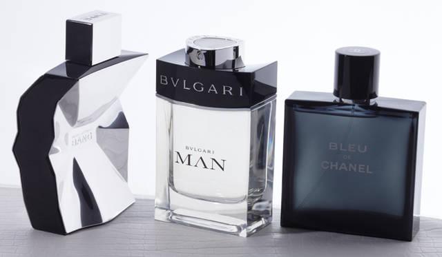 フレグランス特集 2010年秋の新作カタログ for Men