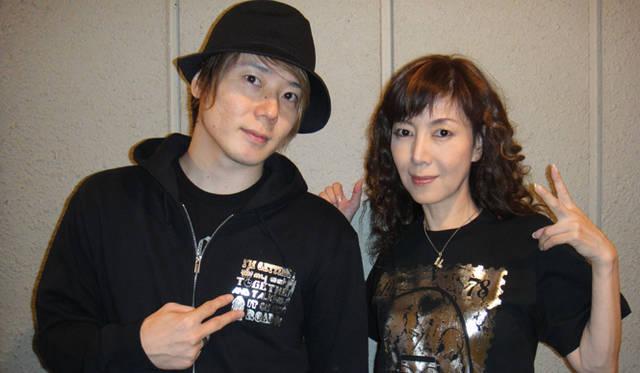 戸田恵子 連載|ミュージカル「今の私をカバンにつめて」幕が上がりました 左から、植木 豪、戸田恵子
