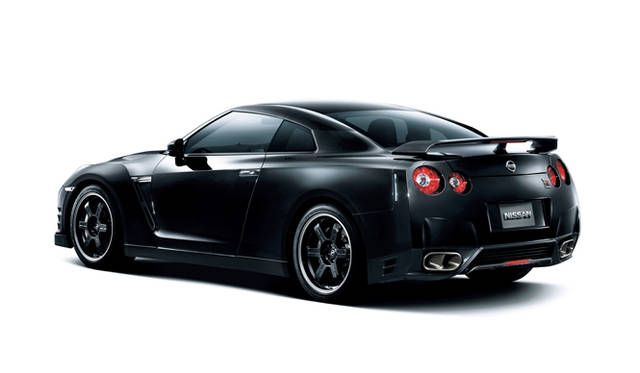 <strong>日産|NISSAN GT-R</strong><br>SPEC V