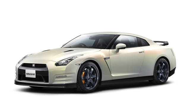 <strong>日産|NISSAN GT-R</strong><br>エゴイスト|EGOIST