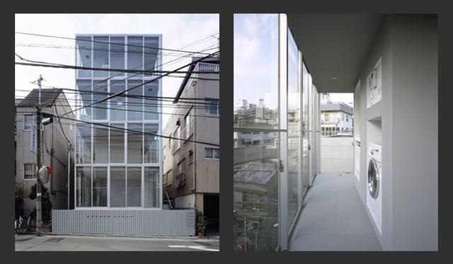 <strong>特集|OPENERS的ニッポンの女性建築家 乾久美子</strong> 『アパートメントI』 (2007年) 写真=阿野太一