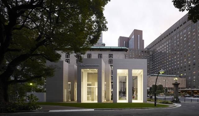 <strong>特集|OPENERS的ニッポンの女性建築家 乾久美子</strong> 『フラワーショップH』 (2009年) 写真=阿野太一