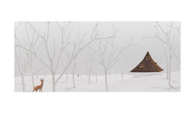 <strong>特集|OPENERS的ニッポンの女性建築家 大西麻貴</strong> 『千ヶ滝の別荘』 (2008年・百田有希と共同設計)
