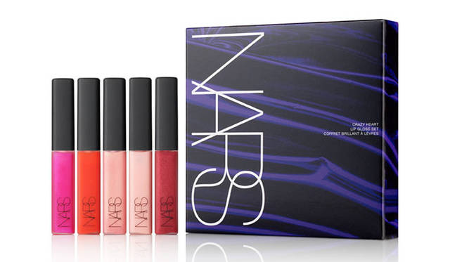 <strong>NARS|ナーズ</strong> リップグロスセット 「CRAZY HEART」