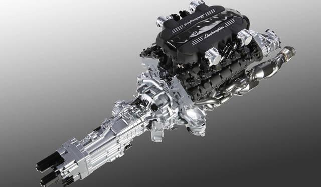 <strong>Lamborghini|ランボルギーニ</strong> 新型V12エンジン