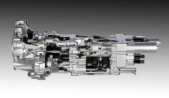 <strong>Lamborghini|ランボルギーニ</strong> ISR(Independent Shifting Rods)トランスミッション
