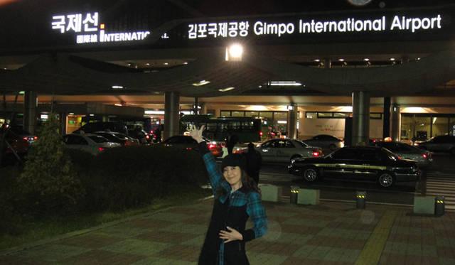 <strong>戸田恵子|社員旅行 in ソウル!</strong> フライト時間は1時間50分、あたらしくなった羽田空港からソウルに到着!