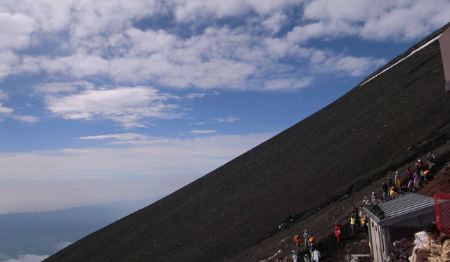 連載|生方ななえ 『富士山』