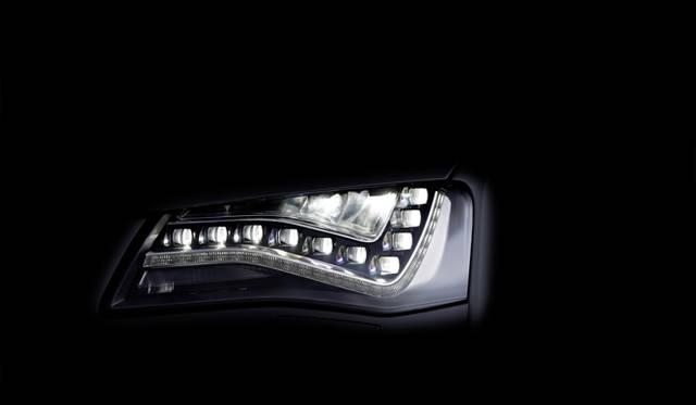 <strong>Audi A8|アウディ A8</strong> フルLEDヘッドライト