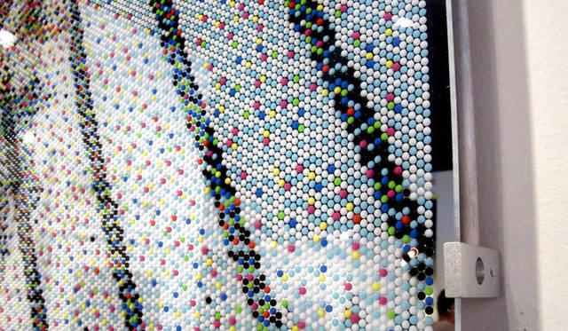 <strong>マシュー的、「Art Basel Miami 2010」レポート</strong> William Bettsの作品。