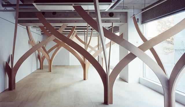 <strong>特集|OPENERS的ニッポンの女性建築家 成瀬友梨</strong> ひとへやの森(2008年)