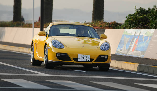 <strong>PORSCHE Cayman|ポルシェ ケイマン</strong>