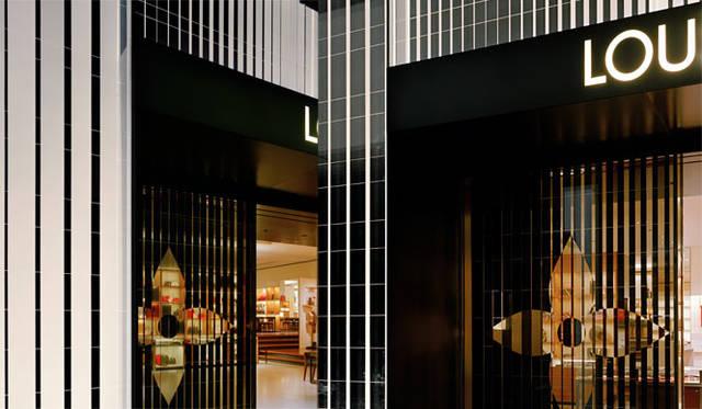 <strong>特集|OPENERS的ニッポンの女性建築家 永山祐子</strong> LOUIS VUITTON 京都大丸店(2004年)