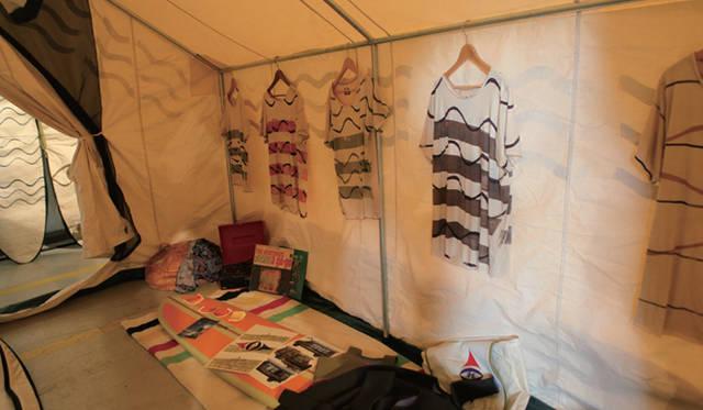<strong>田中凜太郎</strong> 古着イベント「インスピレーション 2011」開催 世界中で活躍するカッティングエッジなクリエイターのためのアーティストブースも登場する。