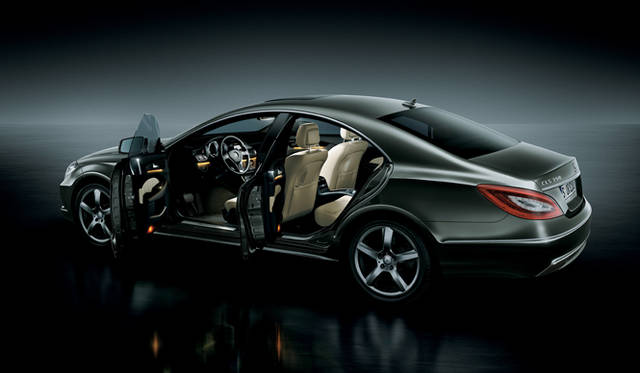 <strong>Mercedes-Benz CLS 350 BlueEFFICIENCY|メルセデス・ベンツ CLS 350 ブルーエフィシエンシー</strong>