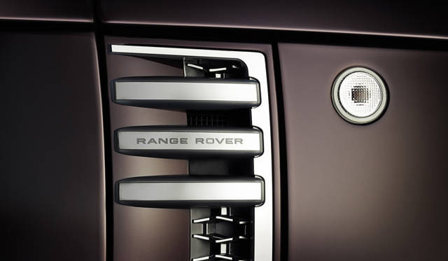 <strong>RANGE ROVER AUTOBIOGRAPHY ULTIMATE EDITION|レンジローバー・オートバイオグラフィ・アルティメットエディション</strong>