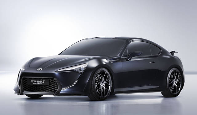 <strong>TOYOTA FT-86 II concept|トヨタ FT-86 II コンセプト</strong>