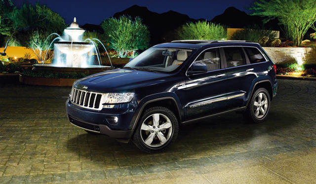 <strong>JEEP GRAND CHEROKEE|ジープ グランドチェロキー</strong>