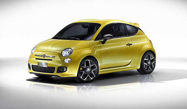 <strong>Fiat 500 Coupe Zagato concept|フィアット 500 クーペ ザガート コンセプト</strong>