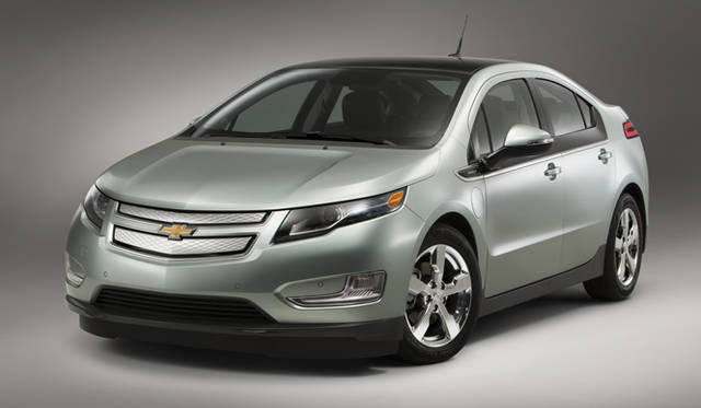 <strong>CHEVROLET VOLT|シボレー ボルト</strong>