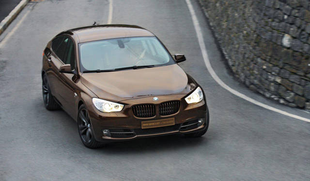 <strong>BMW5-Series Gran Turismo Trussardi|BMW5シリーズ グランツーリスモ トラサルディ</strong>