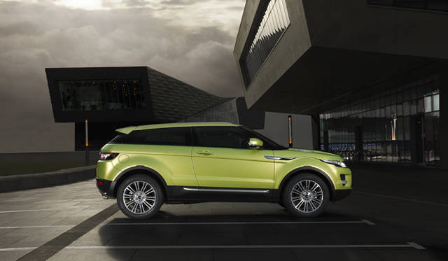 <strong>RANGE ROVER EVOQUE|レンジローバー イヴォーク</strong>
