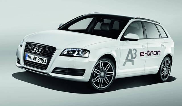 <strong>Audi e-tron A3|アウディ e-トロン A3</strong>