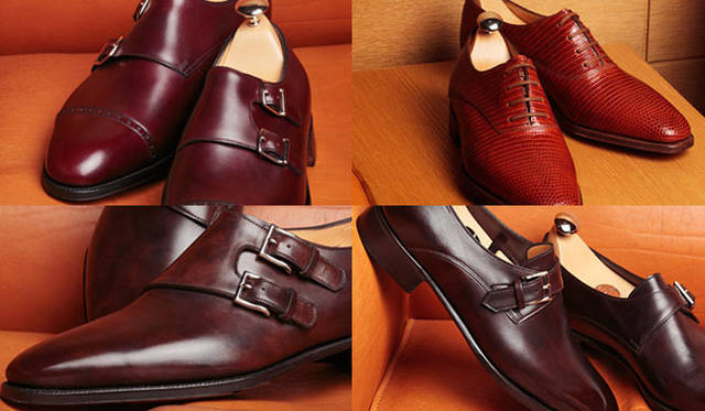 <strong>JOHN LOBB│ジョンロブ</strong> ジョンロブの既製靴のパターンオーダーフェア「BY REQUEST」フェア