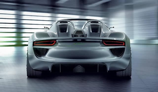 <strong>Porsche 918 Spyder|ポルシェ 918 スパイダー</strong>