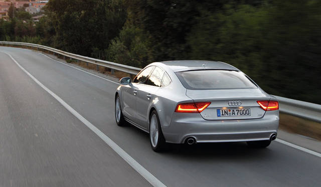 <strong>Audi A7 Sportback アウディ A7 スポーツバック</strong>
