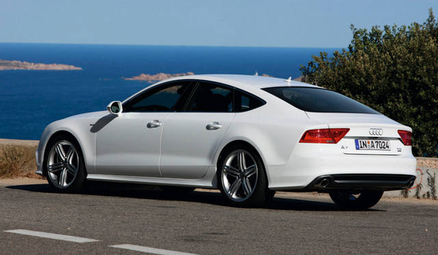 <strong>Audi A7 Sportback|アウディ A7 スポーツバック</strong>