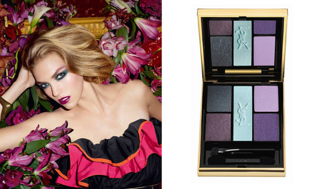 <strong>YVES SAINT LAURENT|イヴ・サンローラン</strong>  AUTUMN WINTER LOOK 2011/2012