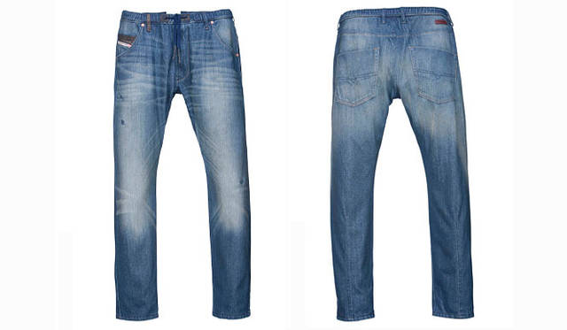 <strong>DIESEL|ディーゼル</strong>  Jogg Jeans(ジョグ・ジーンズ) KROOLEY BPX(メンズ) 2万8350円