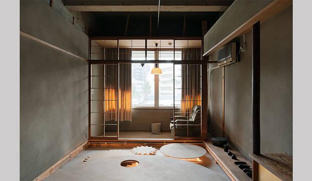 <strong>特集|OPENERS的ニッポンの若手建築家 PARTII 長坂 常</strong> 『ROTATING BED(LLOVE)』(2010年)写真=太田拓実