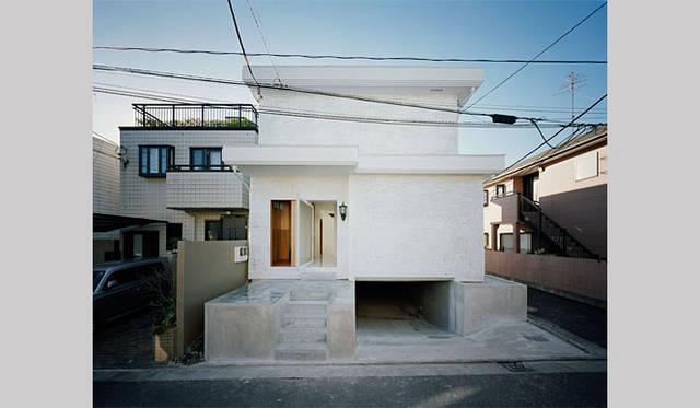 <strong>特集|OPENERS的ニッポンの若手建築家 PARTII 長坂 常</strong> 『奥沢の家』(2009年)写真=太田拓実