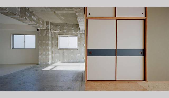 <strong>特集|OPENERS的ニッポンの若手建築家 PARTII 長坂 常</strong> 『Sayama Flat』(2008年)写真=太田拓実
