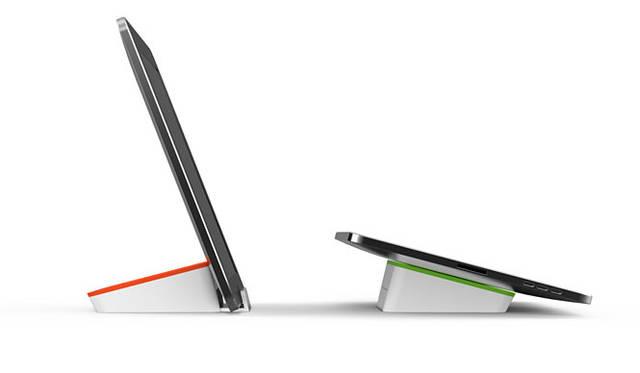 <strong>Bluelounge Design ブルーラウンジデザイン</strong> iPad&タブレットスタンド「Nest」