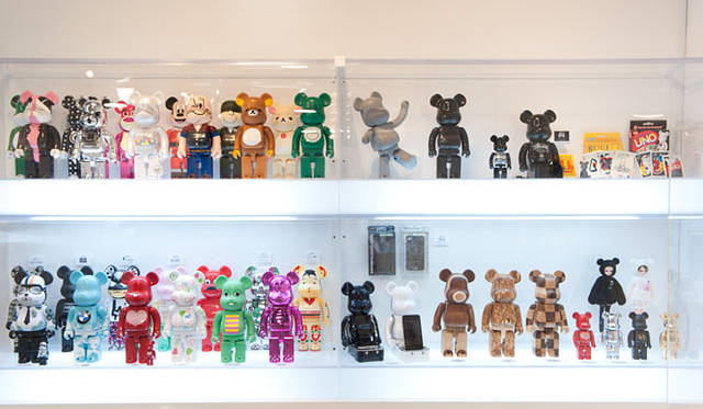 <strong>MEDICOM TOY|メディコム・トイ</strong> 「BE@RBRICK」